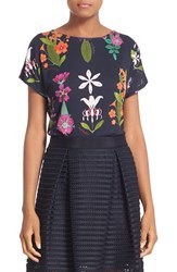 Ted Baker Women's London 'Couture Horticultural' Print Tee