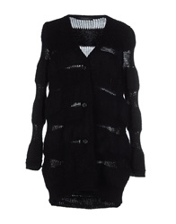 Messagerie Cardigans Black