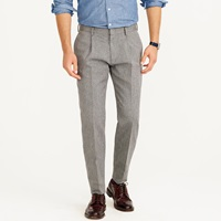 J.Crew Wallace And Barnes Suit Pant In Japanese Covert Cotton Twill