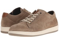 To Boot Barlow Flint Men's Lace Up Casual Shoes Beige