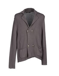 Guess By Marciano Knitwear Cardigans Men Grey