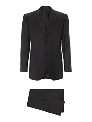 Howick Twill Nested Suit Charcoal
