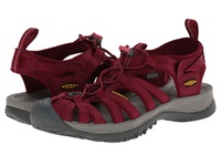 Keen Whisper Beet Red Honeysuckle Women's Sandals