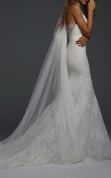 Vera Wang The Favianna Gown White