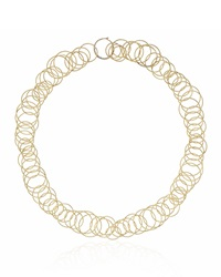 18K Gold Hawaii Short Necklace 18' Buccellati