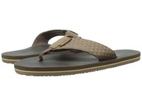 Scott Hawaii Koanui Brown Men's Sandals