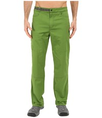 Black Diamond Credo Pants Cactus Men's Casual Pants Green
