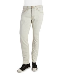 Joe's Jeans Collectors Edition Tapered Leg White