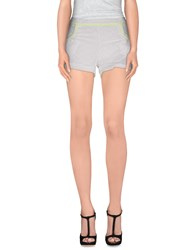 Scrupoli Trousers Shorts Women White