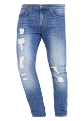 Lee Luke Slim Fit Jeans Pacific Kind Destroyed Denim