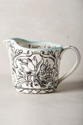 Anthropologie Storybook Flora Measuring Cup Multi