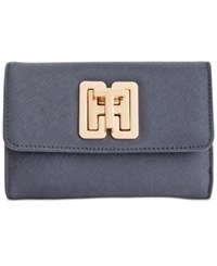 Tommy Hilfiger Th Turnlock Wallet Tommy Navy