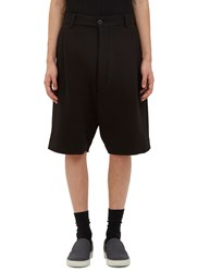 Mohsin Femi Oversized Board Shorts Black