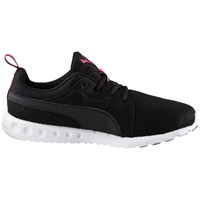 Puma Carson Mesh Women's Running Shoes Black Pink