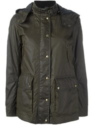 Belstaff Cargo Jacket Green