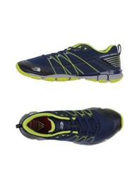 The North Face Footwear Low Tops And Trainers Men Dark Blue