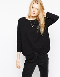 The Furies Hex Sweater Jetblack