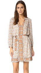 Joie Teedra Silk Dress New Moon