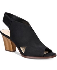 Styleandco. Style Co. Danyell Dress Sandals Only At Macy's Women's Shoes Black Suede