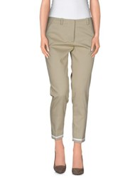 Victoria Beckham Trousers 3 4 Length Trousers Women