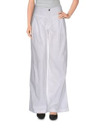 Transit Trousers Casual Trousers Women White