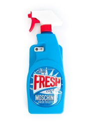 Moschino Fresh Iphone 6 Cover Blue