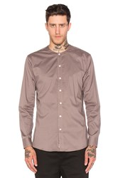 Publish Andie Button Down Gray