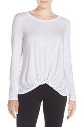 Zella Women's 'Twisty Turn' Tee