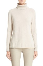 Lafayette 148 New York Women's Wool And Cashmere Turtleneck Sweater