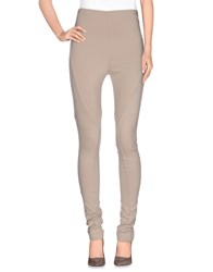 Patrizia Pepe Trousers Casual Trousers Women Beige