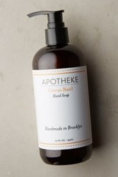 Anthropologie Apotheke Hand And Body Soap Citrus Basil One Size Bath And Body