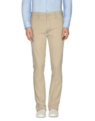 Cheap Monday Trousers Casual Trousers Men Beige