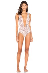 Beach Riot Salina Swimsuit Beige