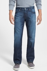 Ag Jeans Jeans 'Protege' Straight Leg Jeans Four Years Shade Blue