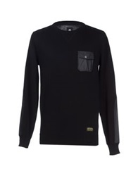 Element Sweaters Black