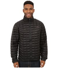 The North Face Thermoball Full Zip Jacket Tnf Black Bomber Blue Floral Camo Print Men's Coat