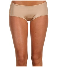 Le Mystere Perfect Pair Boyshort 2661 Natural Women's Underwear Beige