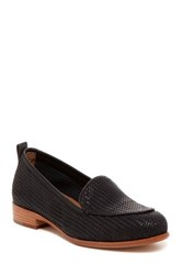 Alberto Fermani Woven Loafers Black
