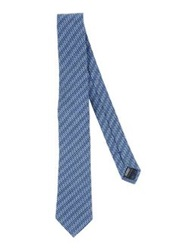 Hardy Amies Ties Pastel Blue