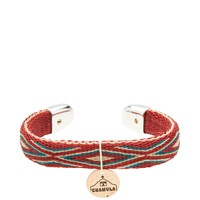 Chamula Bendable Bracelet Red