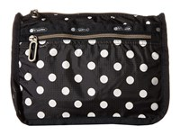 Le Sport Sac Everyday Cosmetic Case Sun Multi Black Cosmetic Case