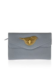 Accessorize Chester Chubby Purse Grey