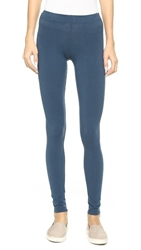 Solow High Waist Leggings Navy