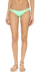 Vitamin A Neutra Hipster Bikini Bottoms Ice Green