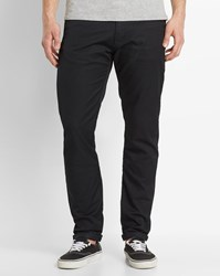 Carhartt Black Wash Vicious Lamar Lycra Stretch Fit Tapered Jeans