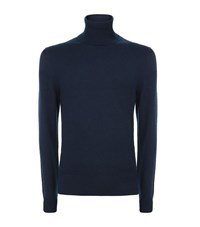 Tom Ford Roll Neck Cashmere Jumper Male
