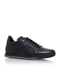 Ermenegildo Zegna Milano Low Top Sneaker Male Black