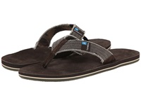 Freewaters Palapa Brown 2 Men's Toe Open Shoes