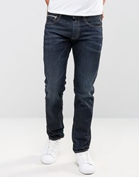 Replay Ronas Slim Jeans Dark 3D Wash Dark 3D Wash Blue