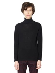 Lords And Fools Extrafine Merino Wool Turtleneck Sweater